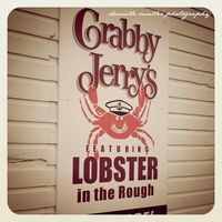 Crabby jerry sign greenport copy