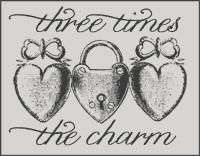 Three Times The Charm LOGO