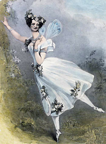 Dancing Fairy 1