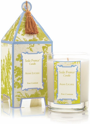 Candle Luxury Seda France Candle
