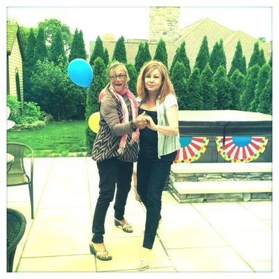 Mom & Luz 1