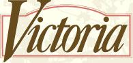 Victoria Magazine LOGO