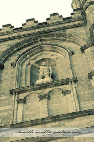 Notre Dame Basilica Outside