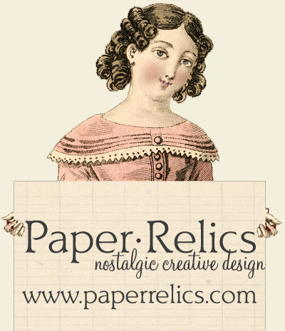 Paper Relics Logo for Blog Post
