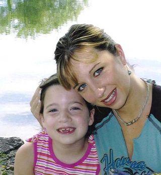 Danielle and Julia in Cape Cod 2004 2