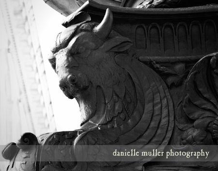 Bull Statue 1