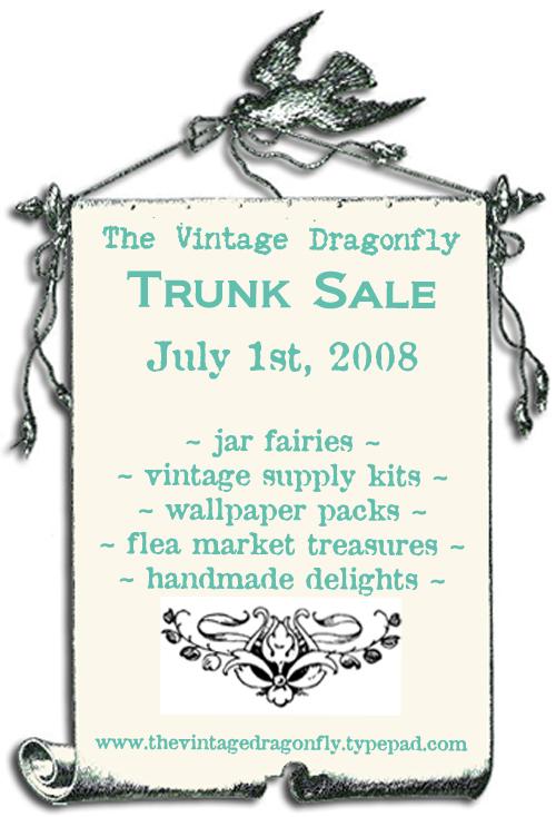 Trunk Sale Logo