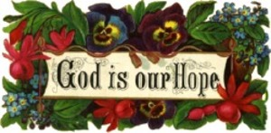 God_is_our_hope_clip_art