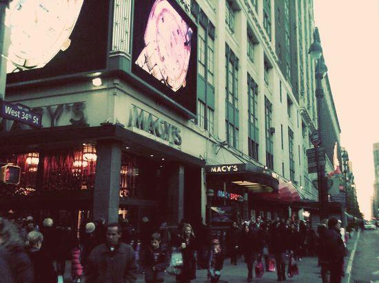 Macy's Herald Square 1