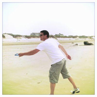 Michael Sesuit Beach 1