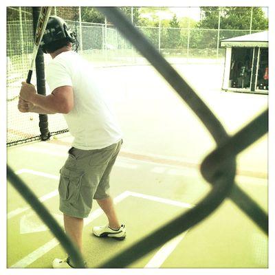 Michael Batting Cage 1
