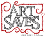 Art Saves LOGO