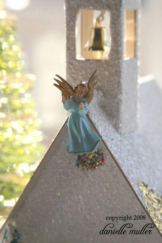 Angel on House