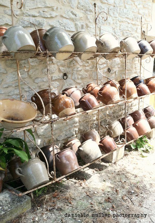 Confit pots