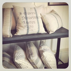 Tricia foley {pillows}