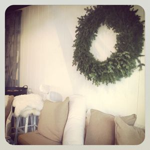 Tricia foley {wreath}