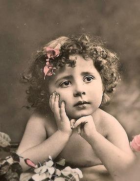 Victorian Girl 1