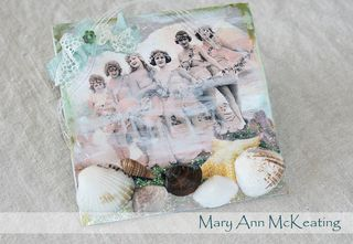 Mary Ann McKeating Collage