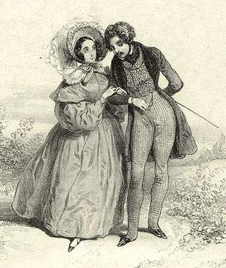 French Couple 1