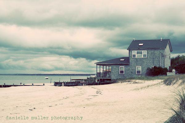 House on new suffolk beach 1