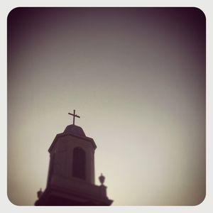 Church steeple 1