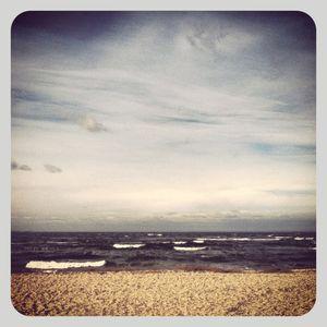 Westmeadow beach