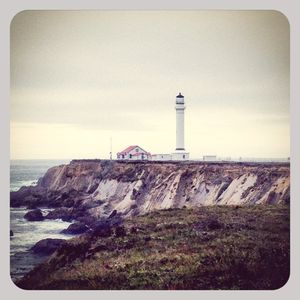 Point arena lighthouse 1
