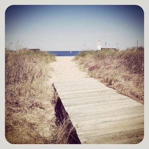 Boardwalk @ cedar beach