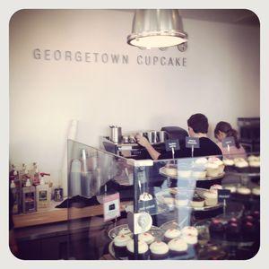 Georgetown cupcake 1