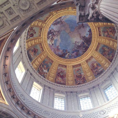 Ceiling @ les invalides