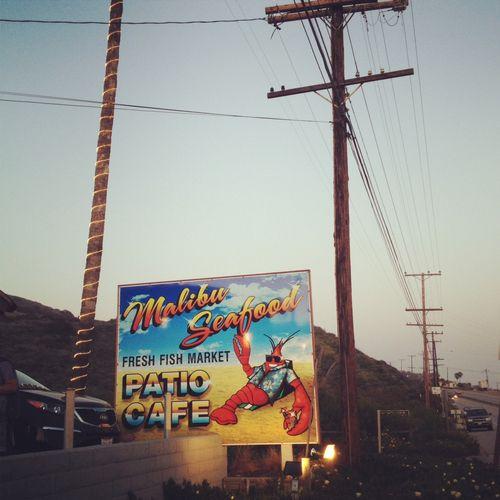 Malibu seafood cafe