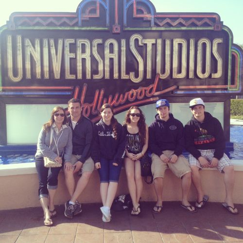 Universal studios group pic