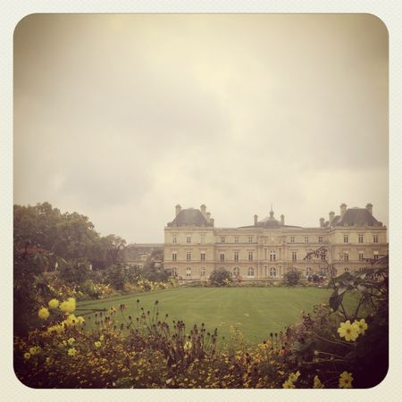 Luxembourg gardens 2