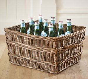 Pottery barn baskets PB