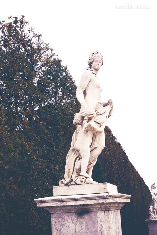 Statue at Versailles 3