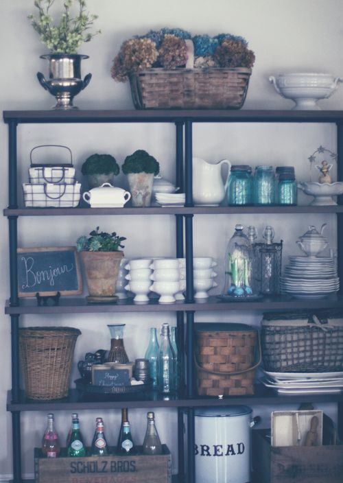 French Shelving