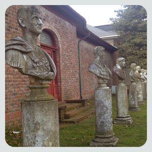 Southampton statues 1