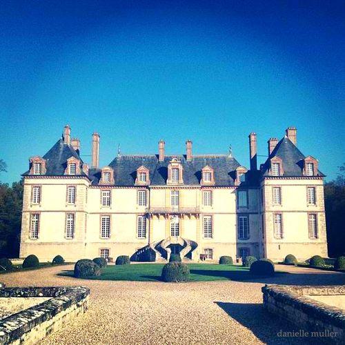 Chateau de Bourron 1