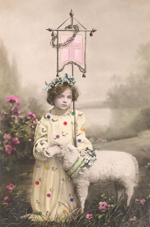Girl-with-lamb