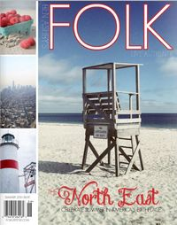 FOLK Magazine Summer 2013 Digital Cover
