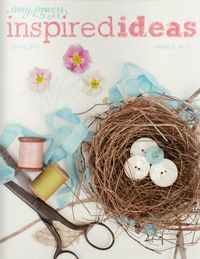Inspired Ideas Magazine Spring 2012 COVER