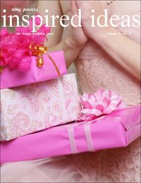 Inspired Ideas Birthday Issue Cover