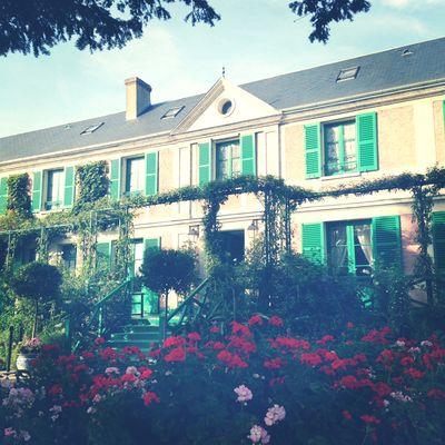 Monet's garden 2