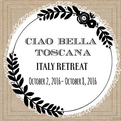 Italy Retreat Logo