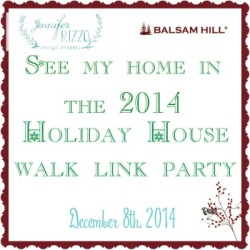 House walk button 2014